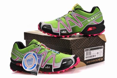 Pas Cher Homme chaussure Bordeaux Salomon Chaussures Trail Promo WAYqZxnU